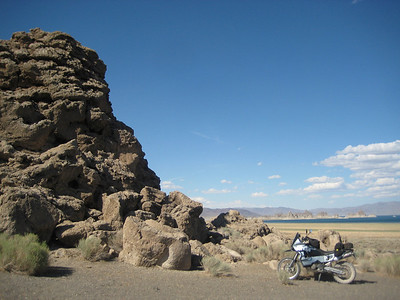 Moto - Darby Montana and California Trail - 2009